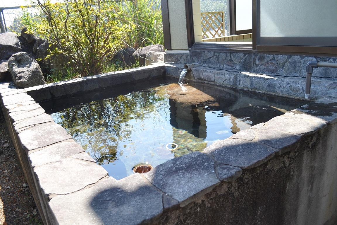 天然温泉付き中古住宅物件です。